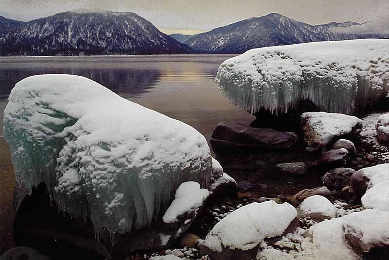 Телецкое озеро, поселок Яйлю / Отзывы о России